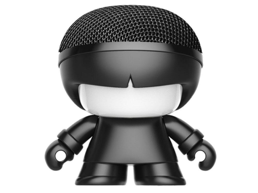 Портативная колонка Bluetooth XOOPAR mini Xboy Metallic, черный