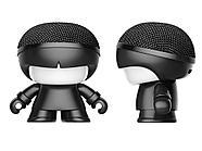 Портативная колонка Bluetooth XOOPAR mini Xboy Metallic, черный, фото 2