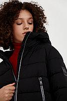 Полупальто женское Finn Flare, цвет черный, размер S