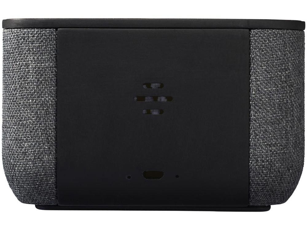 Динамик Shae Bluetooth® с элементами дерева и ткани - фото 2