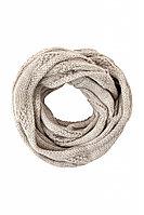 Шарф женский Finn Flare, цвет серый, размер