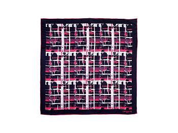 Шелковый платок Tweed. Ungaro