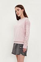 Джемпер женский Finn Flare, цвет розовый, размер 2XL