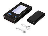 Портативное зарядное устройство Elec, 20000 mAh, черный, фото 8