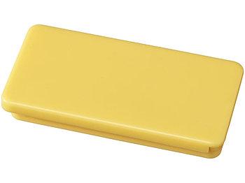 Блеск для губ, желтый