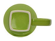 Кружка Айседора 260мл, зеленое яблоко, фото 3