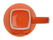 Кружка Айседора 260мл, оранжевый, фото 3