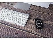 Беспроводная мышь Geo Mouse Plus, черный, фото 5