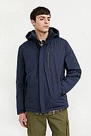 Куртка мужская Finn Flare, цвет темно-синий, размер XL