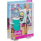 Кукла barbie you can be anything - дантист. Оригинал, фото 3