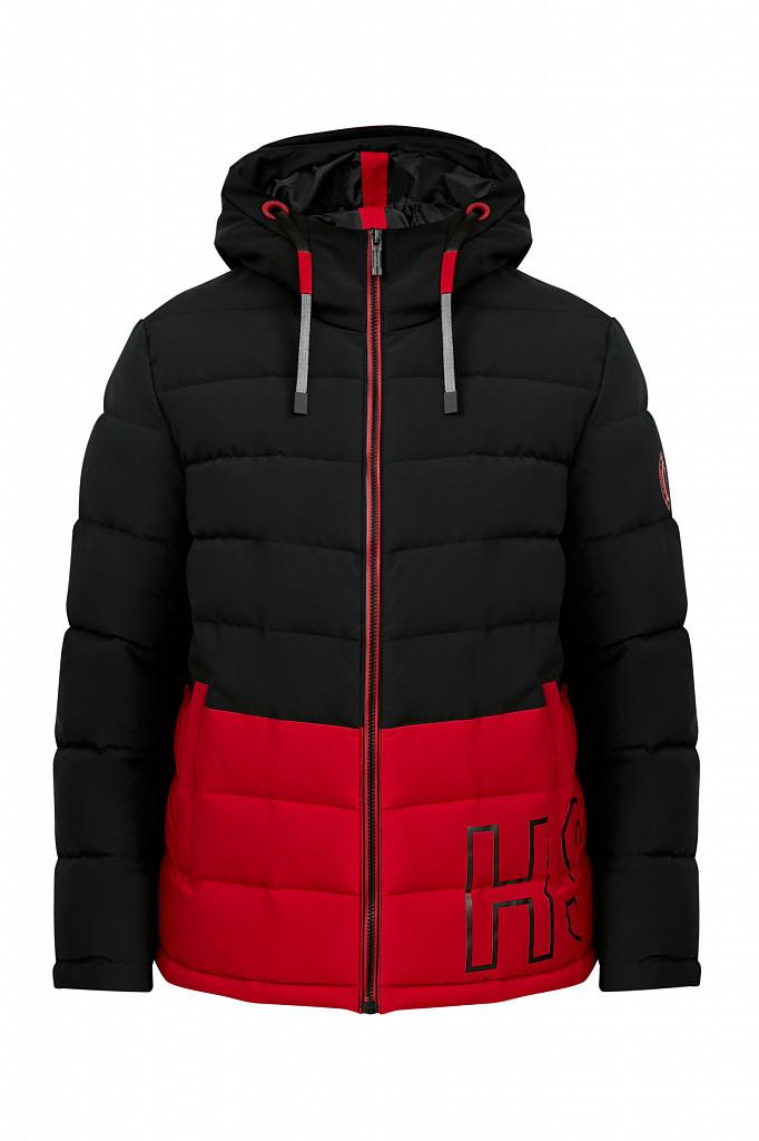 Куртка мужская Finn Flare, цвет черный, размер M - фото 8