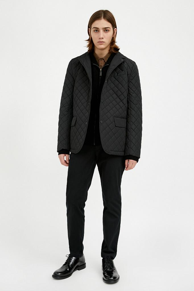 Куртка мужская Finn Flare, цвет черный, размер 3XL - фото 1