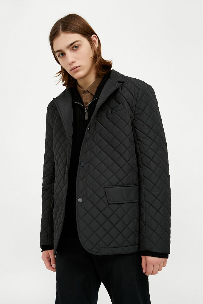 Куртка мужская Finn Flare, цвет черный, размер 3XL - фото 2