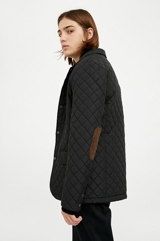 Куртка мужская Finn Flare, цвет черный, размер 3XL - фото 4