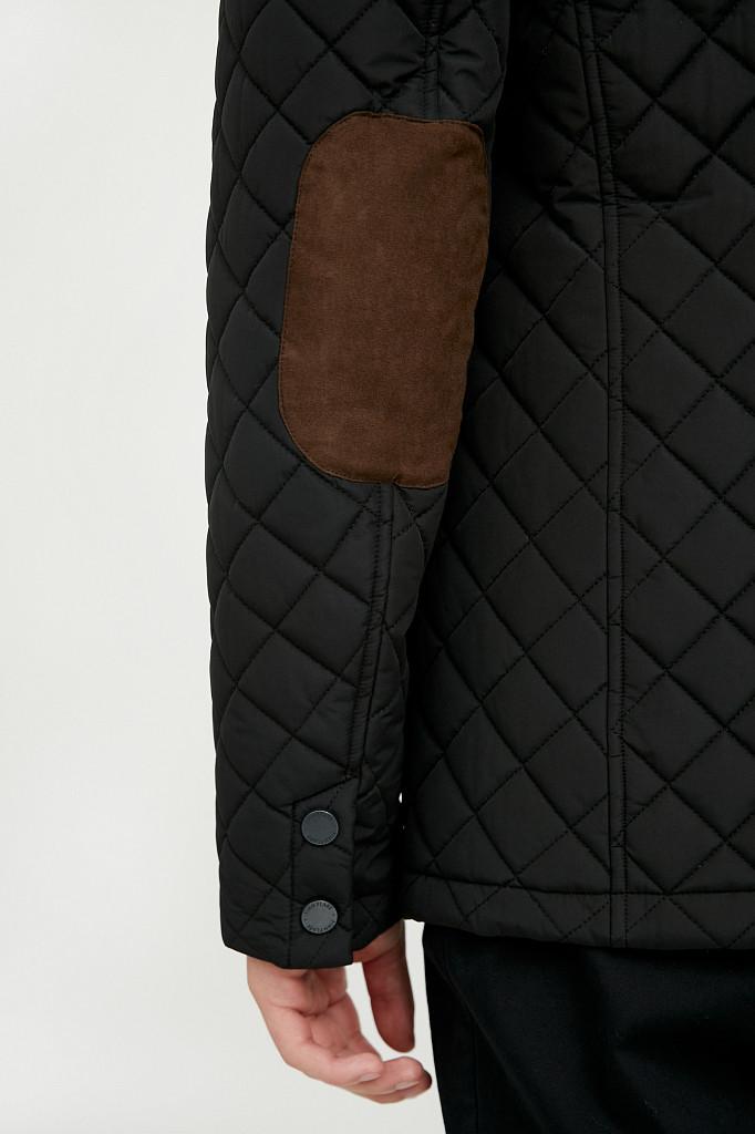 Куртка мужская Finn Flare, цвет черный, размер 3XL - фото 5