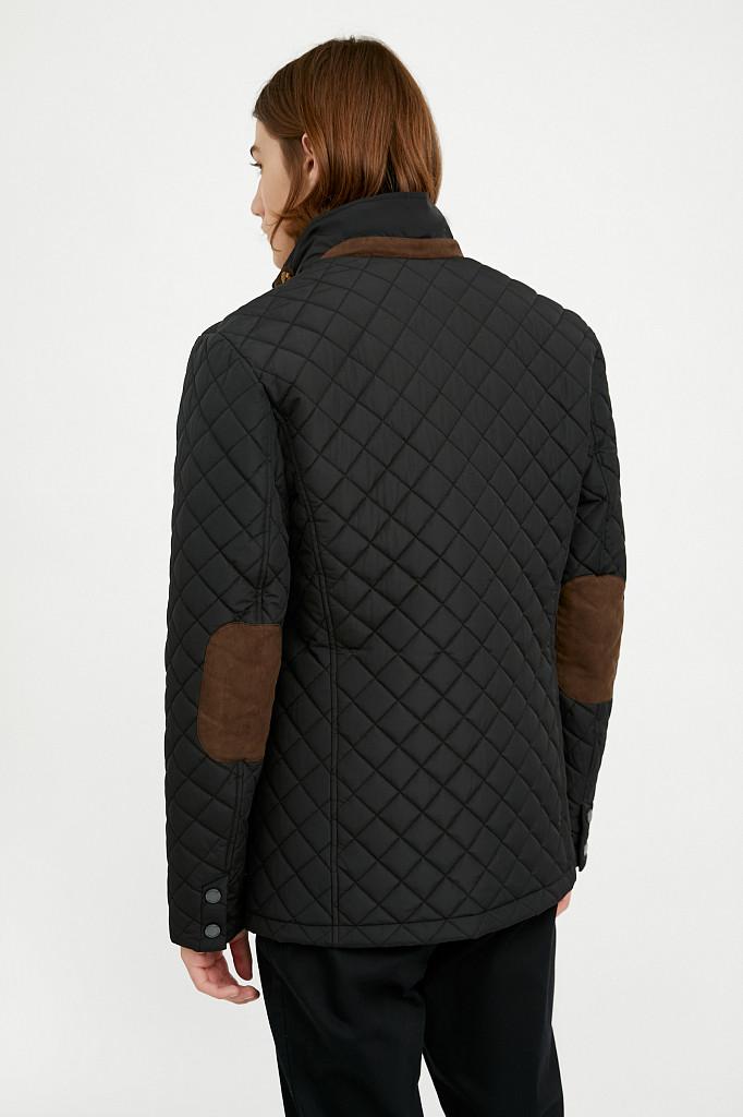 Куртка мужская Finn Flare, цвет черный, размер 3XL - фото 6