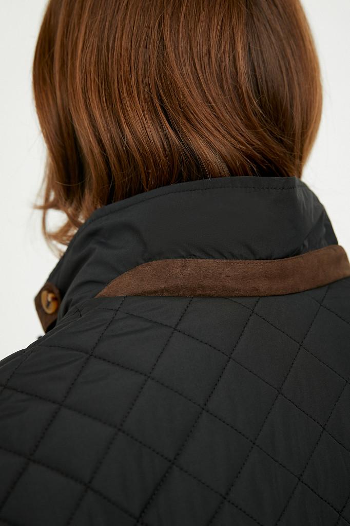Куртка мужская Finn Flare, цвет черный, размер 3XL - фото 7
