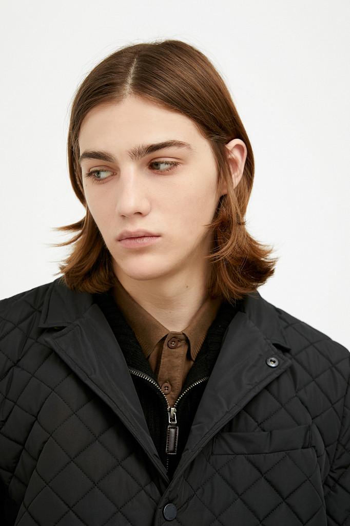Куртка мужская Finn Flare, цвет черный, размер 3XL - фото 8