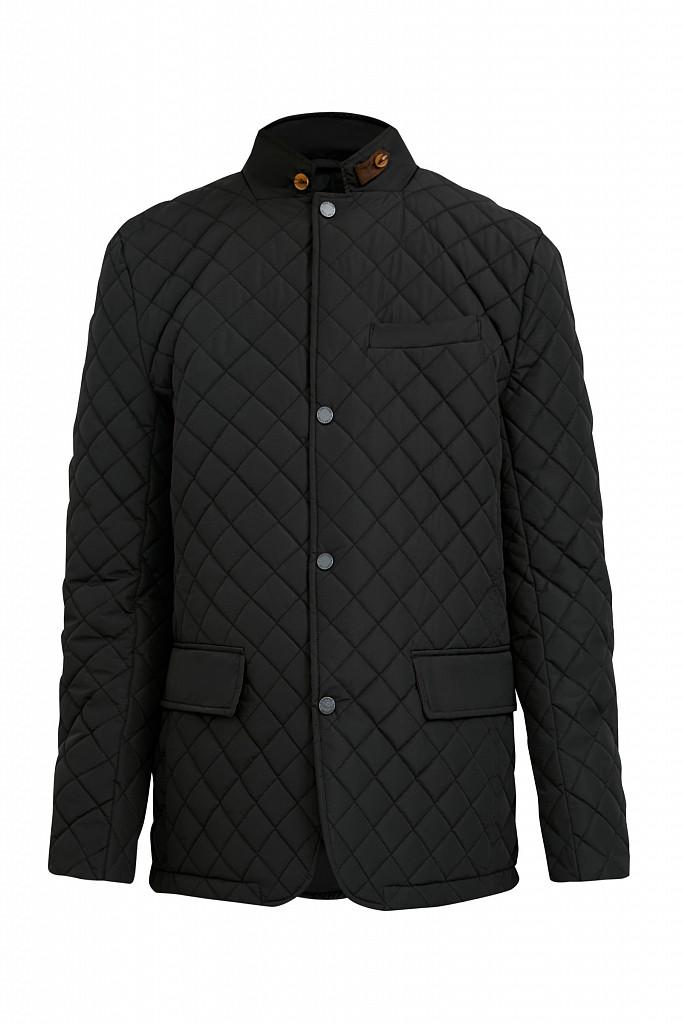 Куртка мужская Finn Flare, цвет черный, размер 3XL - фото 9