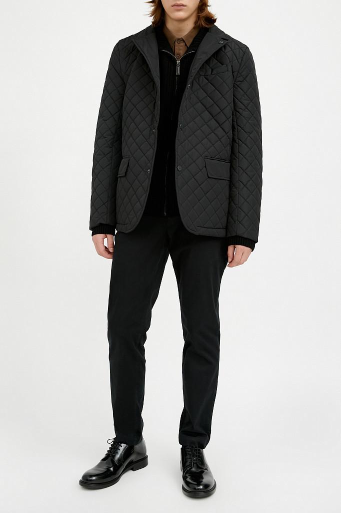 Куртка мужская Finn Flare, цвет черный, размер 3XL - фото 10
