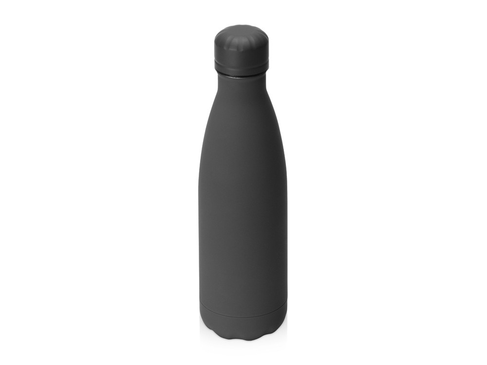 Термобутылка Актив Soft Touch 500мл, серый