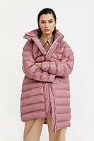 Пальто женское Finn Flare, цвет светло коричневый, размер 2XL
