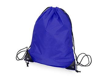 Мешок Reviver из переработанного пластика, синий