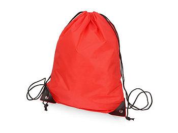 Мешок Reviver из переработанного пластика, красный