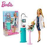 Кукла barbie you can be anything - дантист. Оригинал, фото 2