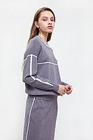 Джемпер женский Finn Flare, цвет серый, размер XL