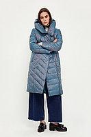 Пальто женское Finn Flare, цвет изумрудный, размер M