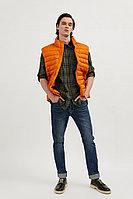 Верхняя сорочка мужская Finn Flare, цвет светло зеленый, размер 3XL