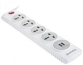 Сетевой фильтр Huntkey USB SZN507