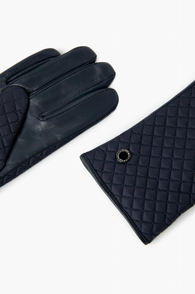 Перчатки женские Finn Flare, цвет темно-синий, размер - фото 2