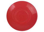 Чайная пара Melissa керамическая, красный, фото 3