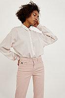 Блузка женская Finn Flare, цвет светло-розовый, размер M