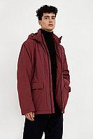 Куртка мужская Finn Flare, цвет вишневый, размер 3XL