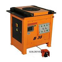 Электромеханический гибочный станок для арматуры Gocmaksan B 36