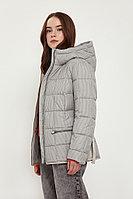 Куртка женская Finn Flare, цвет серый, размер 2XL