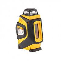 Уровень лазерный LX360, 20 м, ± 0,3 мм/1 м, горизонтальная и вертикальная плоскости, 360 град, 635 нм, резьба