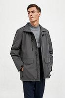 Куртка мужская Finn Flare, цвет темно-серый, размер S