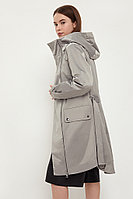 Плащ с защитой от влаги Finn Flare, цвет светло-серый, размер S