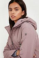 Куртка женская Finn Flare, цвет серо-розовый, размер M
