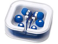 Наушники с микрофоном Sargas, ярко-синий