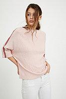 Джемпер женский Finn Flare, цвет светло-розовый, размер XL