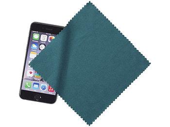 Салфетка из микроволокна, зеленый