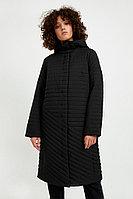 Пальто женское Finn Flare, цвет черный, размер XL