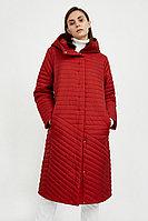 Пальто женское Finn Flare, цвет красно-коричневый, размер 2XL