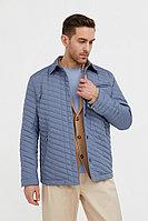 Куртка мужская Finn Flare, цвет серо-голубой, размер 2XL