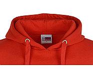 Толстовка с капюшоном Amsterdam мужская, красный, фото 3